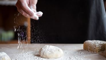 Bread baking courses at the Moosbauer