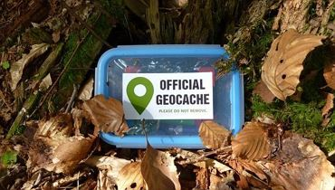 Geocaching- Geocaching mit Fred Bull